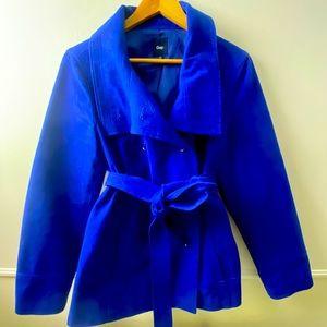 Gap wool like pea coat
